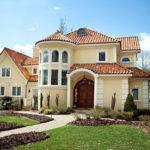 Mediterranean House Color Schemes Exterior Keboconstruction