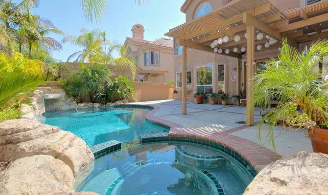 Mediterranean House Plans Pools Spanish Style Home
