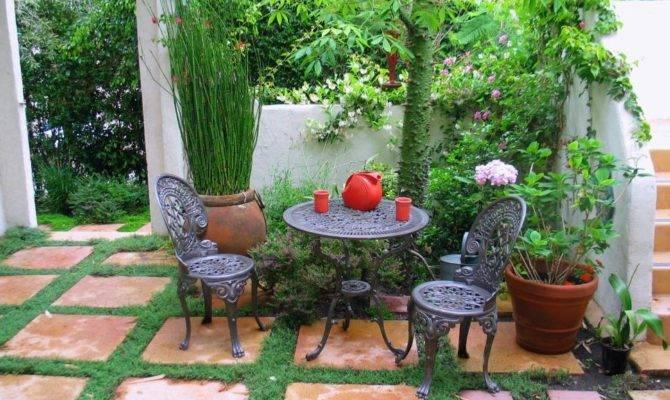 Mediterranean Inspired Courtyards Hgtv