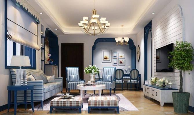 Mediterranean Interior Design Ideas Bedrooms Home