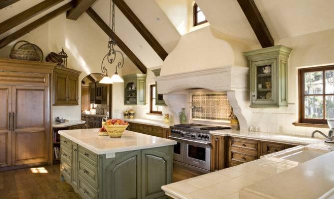 Mediterranean Kitchen Claudio Ortiz Design Group Inc