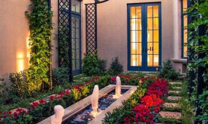 Mediterranean Landscape Ideas Designs Remodels Photos