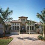 Mediterranean Manor Hwbdo Italianate Builderhouseplans