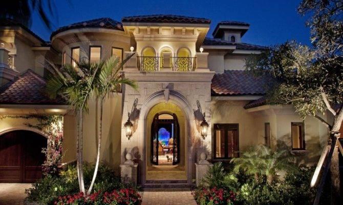 Mediterranean Masterpiece Weber Design Group Decorated House
