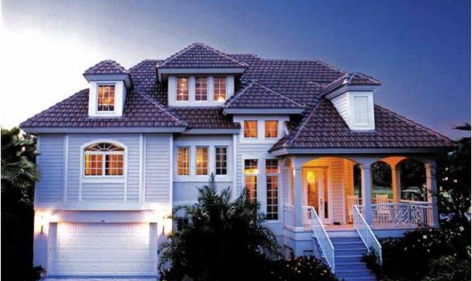 Mediterranean Modern Style Home Plans Dhsw House