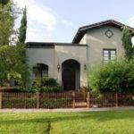 Mediterranean Spanish Style House Sale Houston Heights