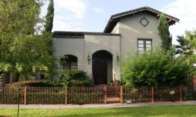 Mediterranean Style House Sale Houston Heights Part Rich
