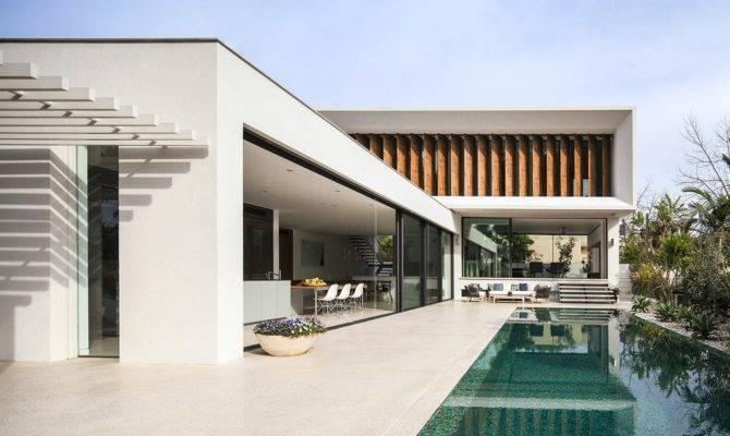 Mediterranean Villa Paz Gersh Architects Karmatrendz
