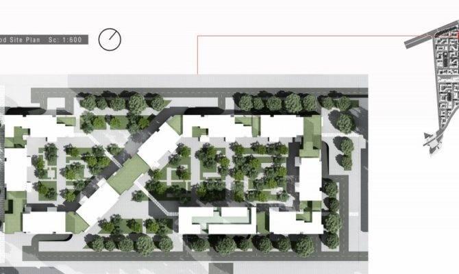 Mehrshahr Residential Complex Proposal Contemporarchitecturban