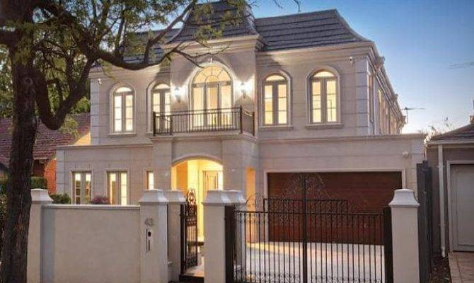 Melbourne Real Estate French Provincial Home Sham
