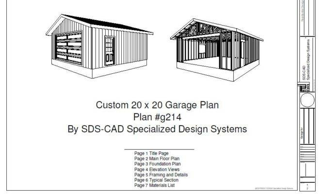 Members Garage Plans House Plan Reviews