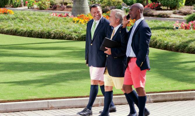 Men Shorts Guide Summer Gentleman Gazette