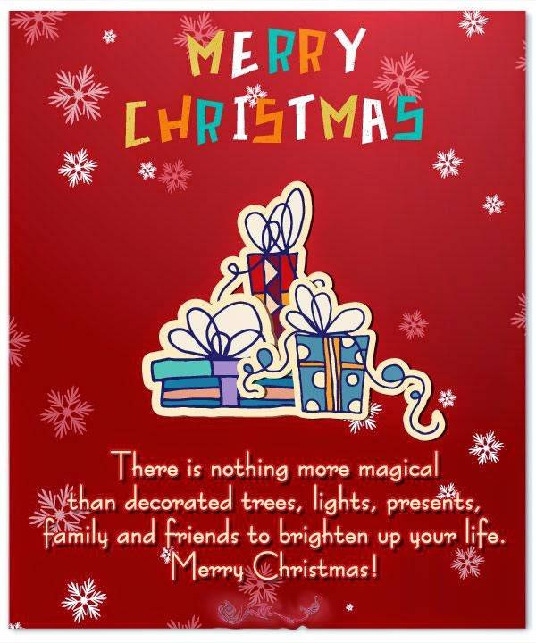 Merry Christmas Eve Quotes Wishes Cards