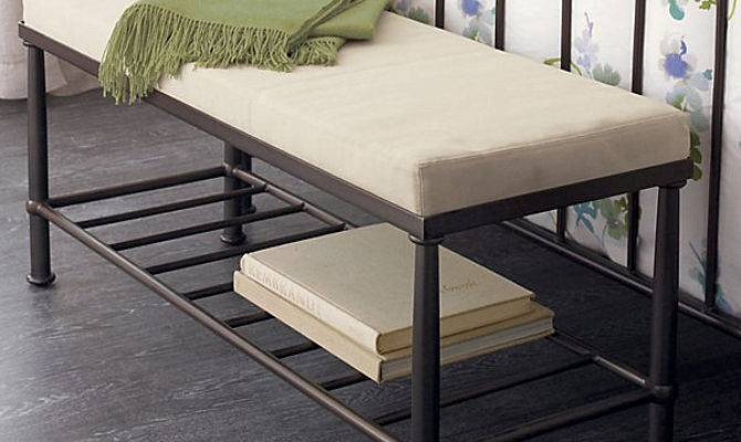 Metal Bench Cushion Decoist