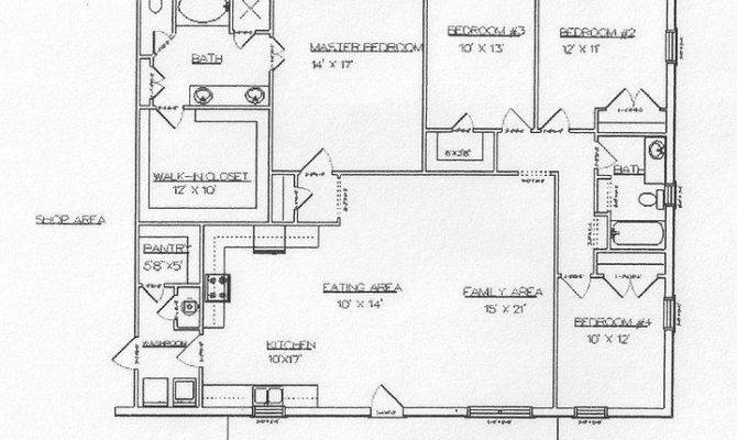 Metal Building House Plans Steel
