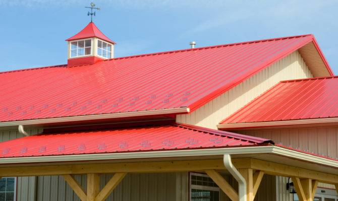 Metal Roofing Steep Slope Roofs