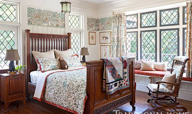 Meticulously Restored Tudor House Utah Traditional Home