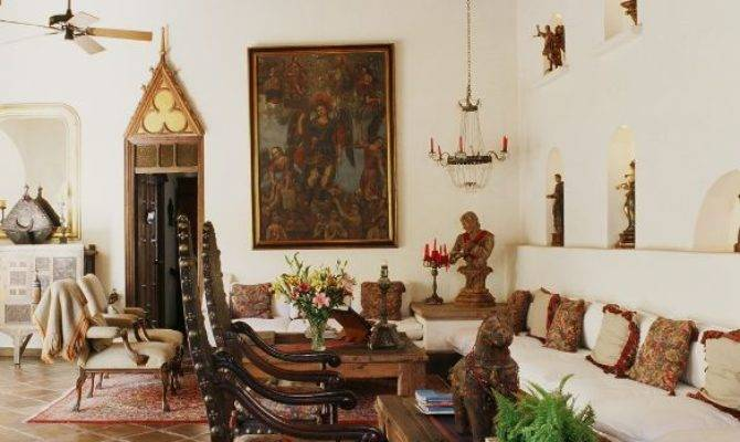 Mexican Hacienda Style Decorating Billingsblessingbags