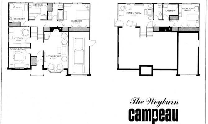 Mid Century Modern Era Ottawa Favourite Plans