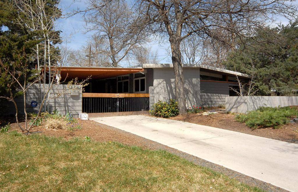 Image of: Mid Century Modern Ranch House Plans Interior Design House Plans 161568
