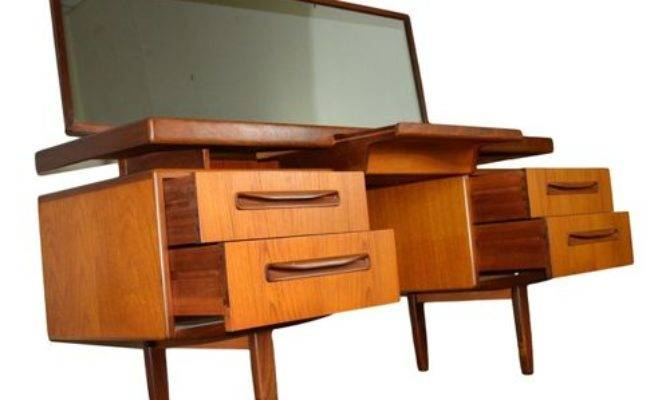 Mid Century Teak Bedroom Set Plan