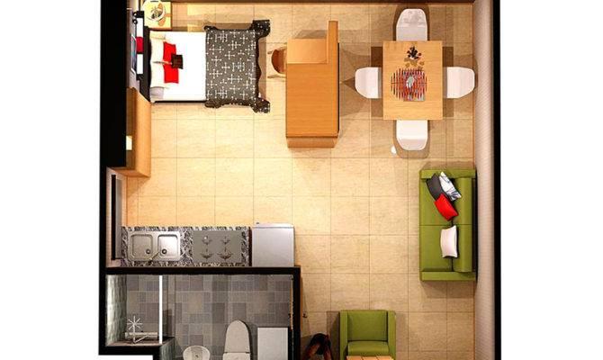 Midori Residences Studio Unit Grey Property