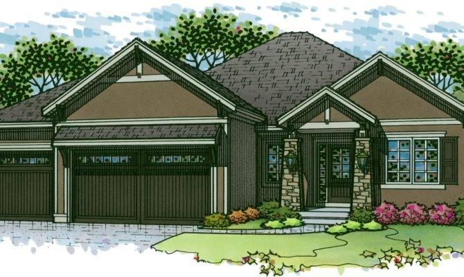 Midwest House Plans Abigail