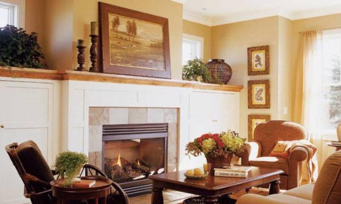 Midwest Living Idea House Farmhouse Room