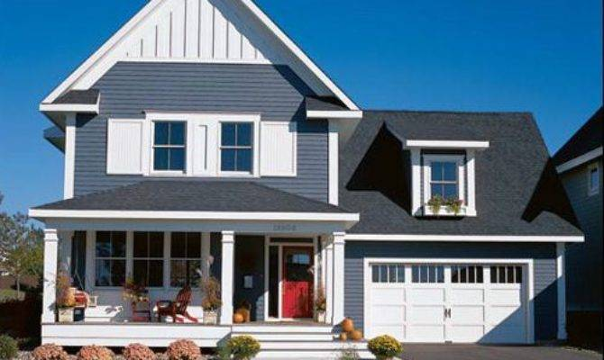 Midwest Living Idea House Farmhouse