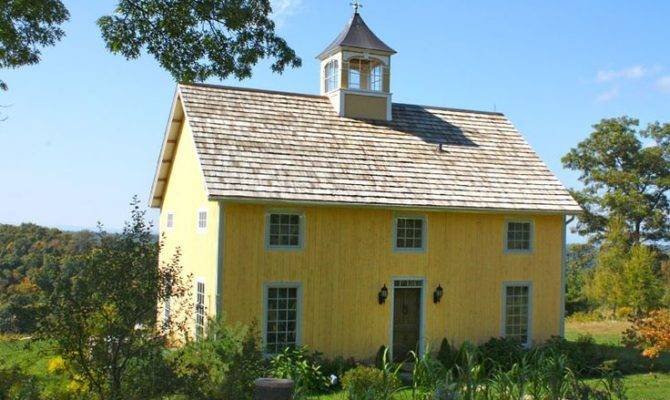 Millbrook Barn Home Floor Plan Small