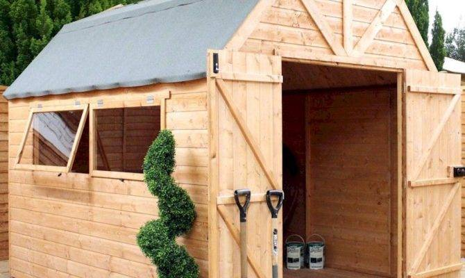 Millbrook Premium Shiplap Dutch Barn Shed One Garden