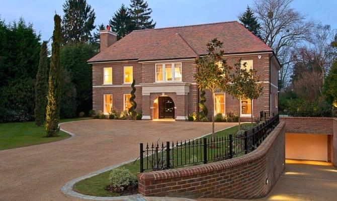 Million Brick Mansion Hertfordshire Homes
