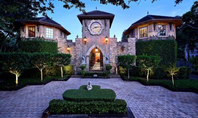Million Castle Like Home Sarasota Homes