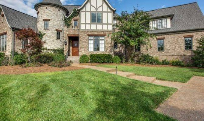 Million Dollar Medieval Style Homes Williamson County