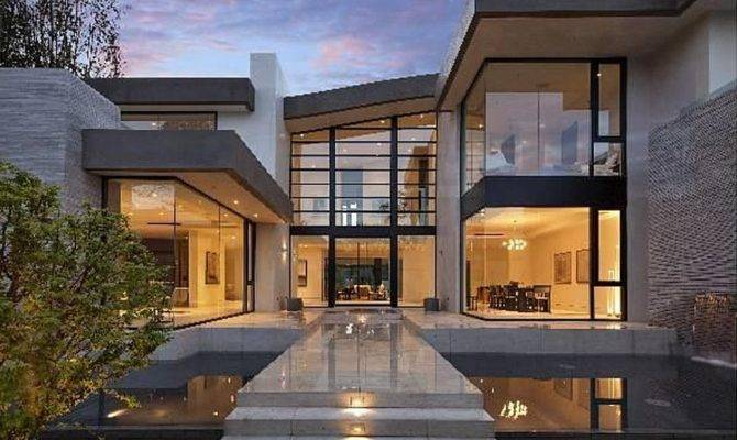Million Newly Built Modern Mansion Los Angeles