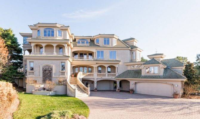 Million Oceanfront Mansion Rehoboth Beach