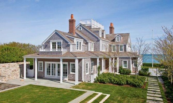 Million Shingle Home Nantucket Homes