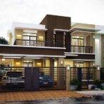 Mind Blowing Modern Residential House Home Design