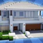 Minecraft Build Modern House Easy Tutorial