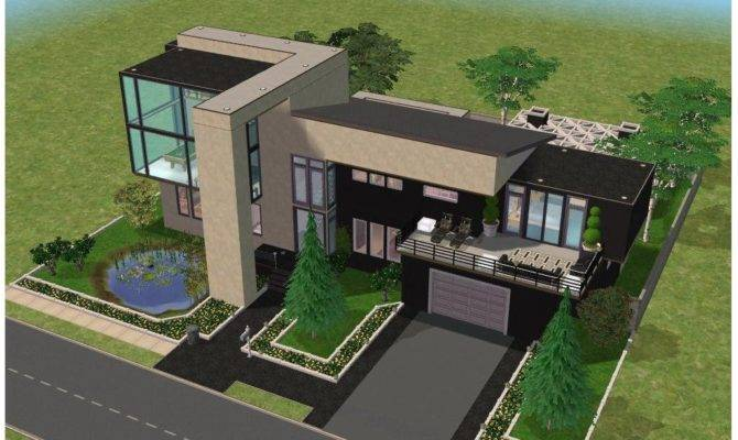 22 Photos And Inspiration Modern House Layout House Plans