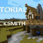 Minecraft Tutorial Build Medieval Blacksmith Youtube