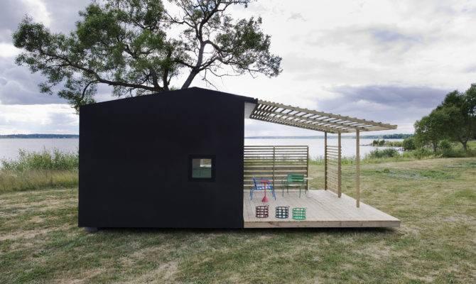 Mini House Jonas Wagell Design Architecture