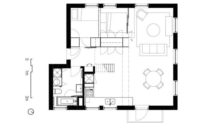 Minimal House Plans Brucall