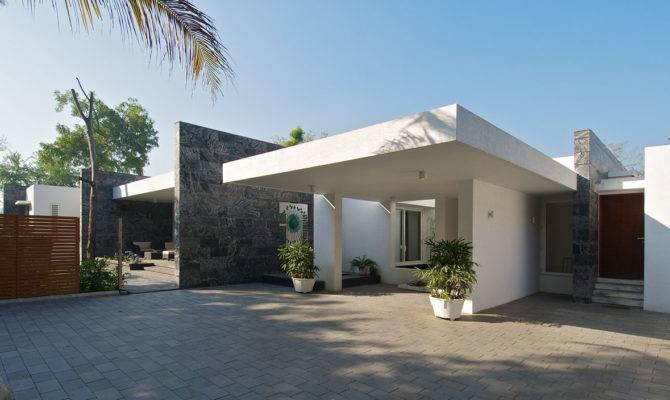 Minimalist Bungalow India Idesignarch Interior Design