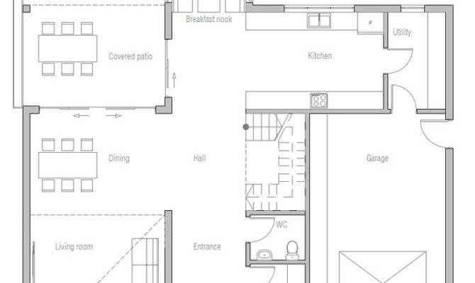 Minimalist House Designs Floor Plans Brucall