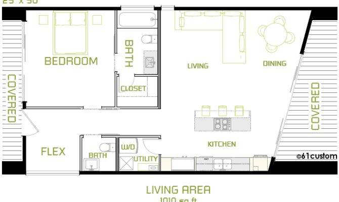 Minimalist House Floor Plans Brucall