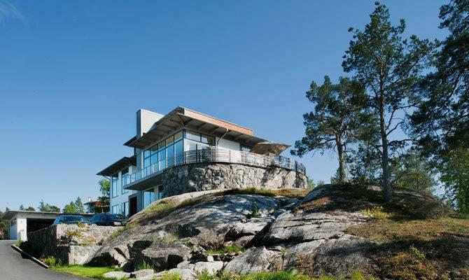 Minimalist House Great Views Large Digsdigs
