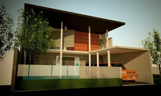 Minimalist Modern House Brucall