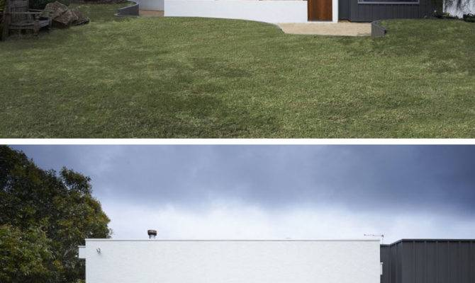 Minimalist Modern House Exteriors Around World