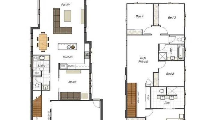 Minimalist Modern House Plans Brucall